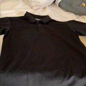Izod athletic fabric polo big boy14/16